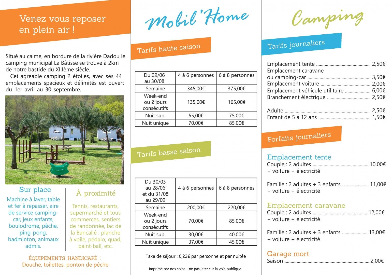 camping municipal de r u00e9almont