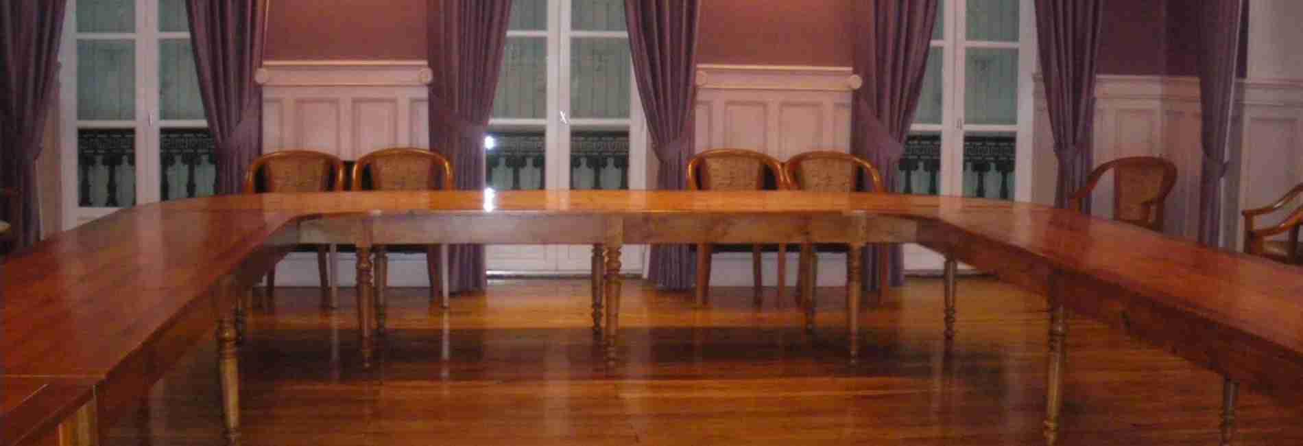 Salle du Conseil Municipal de Réalmont