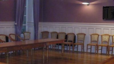 Salle du Conseil Municipal de Réalmont 2